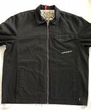 REDSAND Black Mens Jacket 3 pockets Lightweight Medium