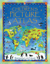 Miniature Maps & Atlases for Children in English