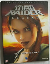 PIGGYBACKINTERACTIVE.COM - LARA CROFT TOMB RAIDER - LEGEND - THE COMPLETE GUIDE.