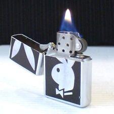 Briquet ancien Star Playboy tempête Laque Design Lighter Feuerzeug Accendino