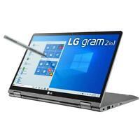 """LG Gram 14"""" FHD Touch Notebook, i7-10510U, 16GB RAM, 1TB SSD, W10 Home, Silver"""
