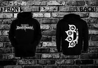 FIVE FINGER DEATH PUNCH -NEW HOODED SWEAT MEN'S- DTG PRINTED SIZE -S,M,L,XL,XXL