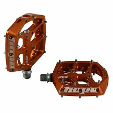 d9132aad31b Hope F20 Flat Pedals Orange Edition