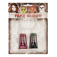 Halloween Vampire Fake Blood Fake Teeth Fangs Fancy Dress Trick Treat Party