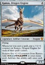 PRESALE - Ramos, Dragon Engine  - NM - Commander 2017 - MTG Magic Artifact Rare