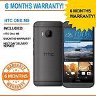 HTC One M9 32GB Gun Metal Grey Unlocked Sim Free Mobile Smartphone