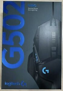 Brand New In Box Logitech G502 Hero High Performance Gaming Mouse