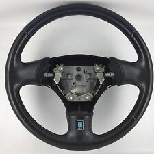 Mazda MX-5 Nevada blue special edition, genuine Nardi leather steering wheel.