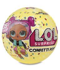 LOL Surprise! CONFETTI POP Doll 9 Layers Of Fun Ball Series 3 LOL Surprise