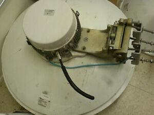 Andrew VHLP800-11-CR1 2.6ft Microwave Antenna w/ Ceragon 01-2147-0 ODU 11GHz