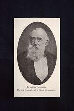 Il politico italiano Agostino Depretis