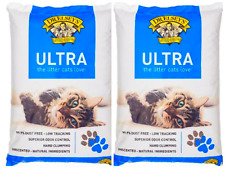 Dr. Elsey's Precious Cat ULTRA  40 Lb Premium Clumping Litter Pack of 2