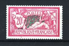 "FRANCE STAMP TIMBRE 208 "" MERSON 20F LILAS-ROSE ET VERT-BLEU "" NEUFxx LUXE R969"
