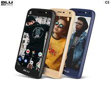 Blu C5  Unlocked Cell Phone Android V.8.1 Oreo 5.0'' Display 8GB/1GB RAM 3G