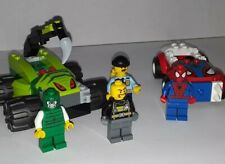 Lego minifigures lot With Vehicles