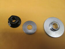 POULAN TRIMMER NUT AND WASHERS FOR BLADE # 530095816, 530016240, 530015793 1EA