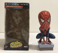 Marvel Spider-Man Neca Head Knockers Bobblehead Toy Figure