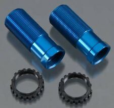 Associated 91061 Blue Shock Body/Bodies (2) for 13mm x 30mm Shocks: SC10 4x4