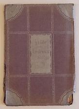 Guide des cadeaux édité par Lancel, illustrations de Zyg Brunner, 1926