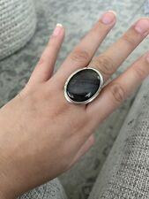 Labradorite Ring Size 8 SS