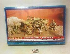 Soldatini BUM Mey Sword USMC Pacific War Ref. 172192 plastica & resina 1:72