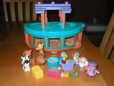 Fisher Price Noah's Arc with accessories