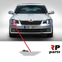 FOR SKODA SUPERB (3T) 2013-2015 NEW FRONT HEADLIGHT WASHER CAP PRIMED RIGHT O/S
