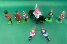 Britain Ltd, Deetail, 1977, Lot Of 8, Guards, Diecast, Made in England