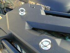 (2) Polaris Lock & Ride Lock and Ride Type Tie Downs: Sportsman, RZR, ACE ATV S