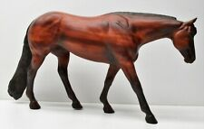 Peter Stone Wood Paint Horse toy figure Stone Horses with Leg Stamp