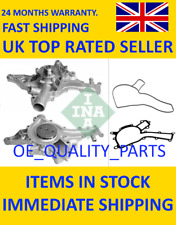 Water Pump Coolant 538 0211 10 LUK INA FAG for Chrysler Mercedes-Benz Puch