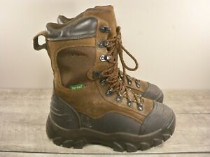 Cabela's Dry-Plus Thinsulate Womens Work Outdoor Hiking Winter Boots Size 8 Wide
