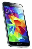 SAMSUNG GALAXY S5 SM-G900V Verizon Unlocked-Charcoal Black- Smartphone