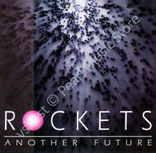 ROCKETS ANOTHER FUTURE CD MINI LP OBI Crystal Rocket Men French space rock new