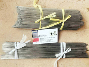 SS304 Stainless Steel Straightening Wire Stem Bright Surface For Pole Fish Float