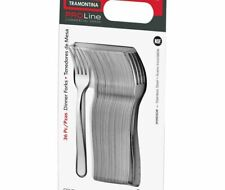 Tramontina Proline Stainless Steel Dinner Forks 36ct Free Shipping