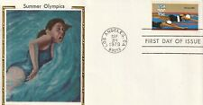 New listing Swimming, Olympic 1979 Swimming cover,