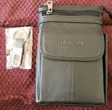 Hengwin Leather Vertical Men Cellphone Belt Loop Holster Case Belt Waist Bag New