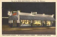 Atlantic City, New Jersey - Kents Restaurant - ADVERTISING ROADSIDE neon lobster