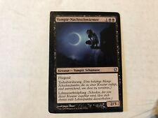 Miscut Vampire Nighthawk German Misprint MTG GENUINE EDH Commander Magic