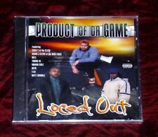 Loced Out – Product Of Da Game '99 [Pittsburg CA] G-funk!!!