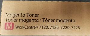 OEM XEROX 006R01455 MAGENTA TONER WC 7120 7125 7220 7225