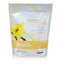 3X USANA French Vanilla Nutrimeal - Healthy Meal Replacement,1 lb3oz/bag, 3 bags