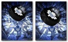 HOCKEY POSTER Toronto Maple Leafs NHL 3D