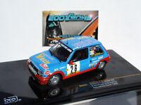 RENAULT 5 GT TURBO #26 MAUFFREY MONTE CARLO 1988 1/43 IXO RAC227