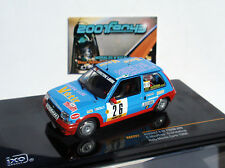 Ixo 1/43 Scale - Rac227 Renault 5 GT Turbo #26 Rally Monte Carlo 1988