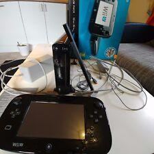 Nintendo Wii-U Premium Pack 32 Giga Come Nuova -Console con Controller / GamePad
