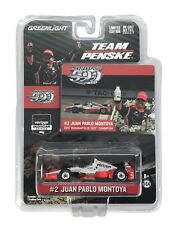 1:64 2015 Greenlight 99th Victory Juan Pablo Montoya #2 Team Penske IndyCar
