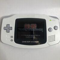 Nintendo Game Boy Advance White Handheld System