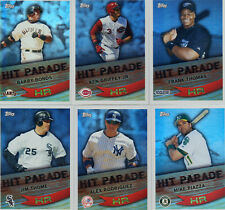 """2007  """"TOPPS""""   """"HIT PARADE""""     COMPLETE SET  1-30"""
